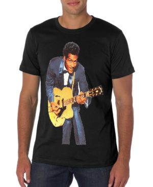 Chuck Berry Guitar T Shirt