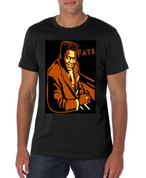 Fats Domino Fats T Shirt