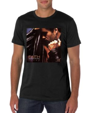 George Michaels Faith T Shirt