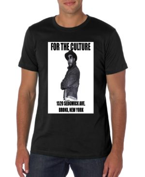 DJ Kool Herc For The Culture T Shirt