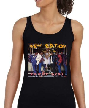 New Edition Candy Girl Tank