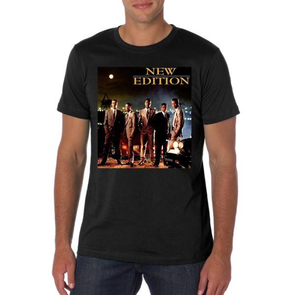 New Edition Heart Break T Shirt