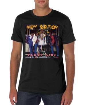 New Edition Candy Girl T Shirt