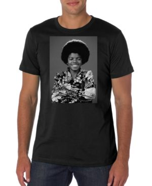Young Michael Jackson T Shirt