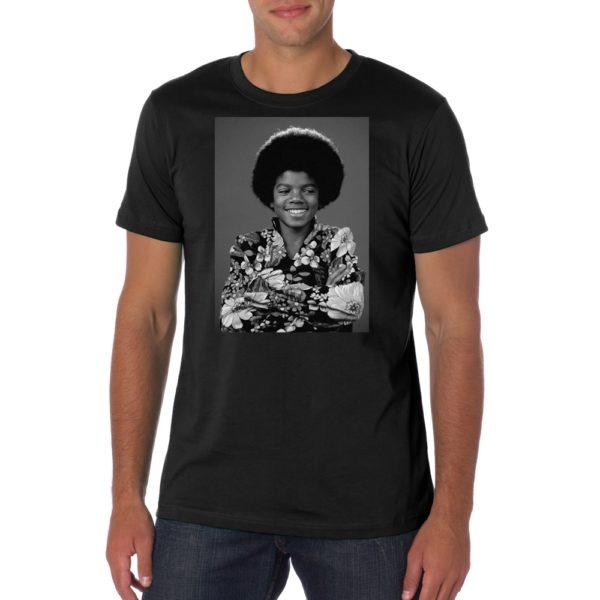 Young Michael Jackson T Shirt