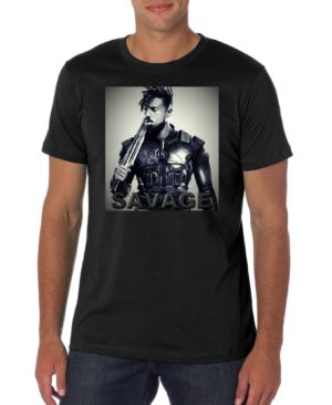 Erik Killmonger Savage T Shirt