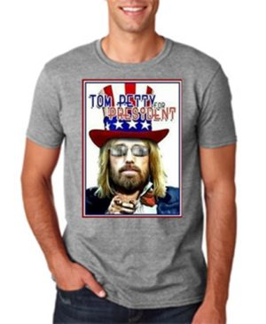 Tom Petty USA T Shirt