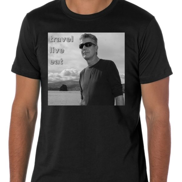 Anthony Bourdain Eat T Shirt