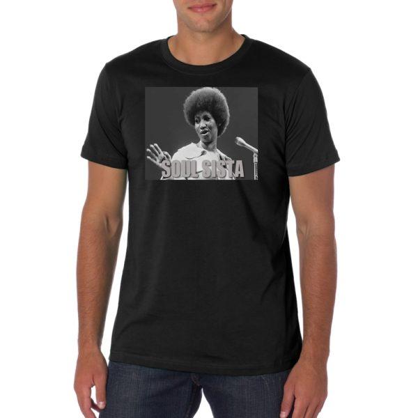 Aretha Franklin Soul Sister T Shirt