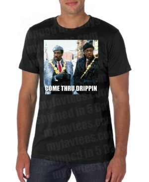 Coming To America Eddie Murphy Arsenio T Shirt