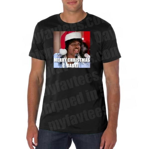 Sexual Chocolate Christmas Randy Watson Eddie T Shirt