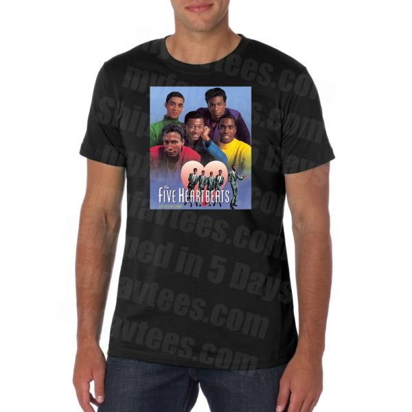 Five Heartbeats Movie T Shirt