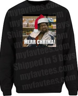 Martin Jerome Ugly Christmas Sweater T Shirt
