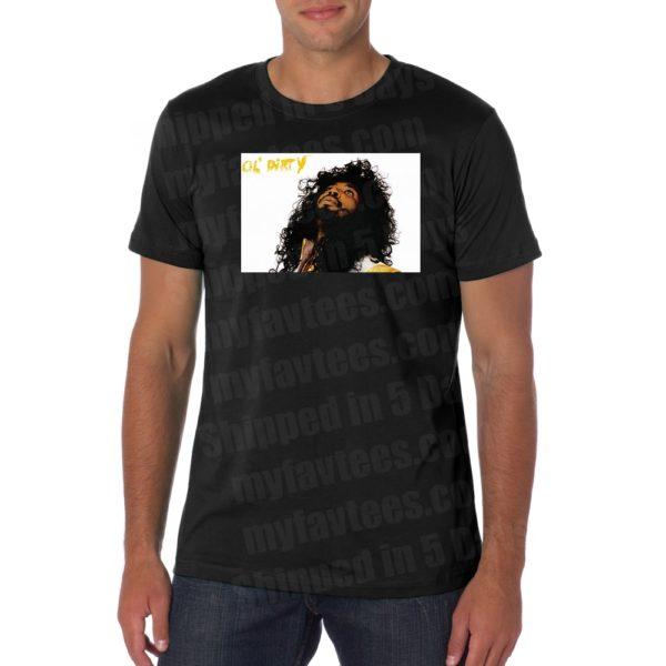 Ol' Dirty Bastard Wu Tang T Shirt