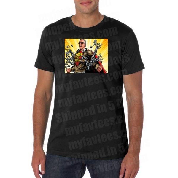 Stan Lee Marvel T Shirt