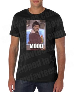 Ike Turner Mood T Shirt myfavtees.com