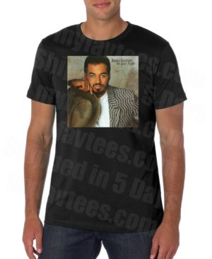 James Ingram Just Once T Shirt myfavtees.com