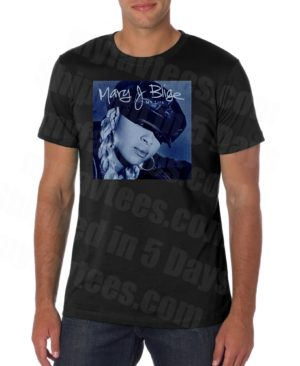 Mary J Blige My Life T Shirt myfavtees.com