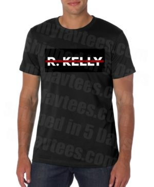 Mute R Kelly Lifetime Prosecution Sex Tape Part 1-6 T Shirt myfavtees.com
