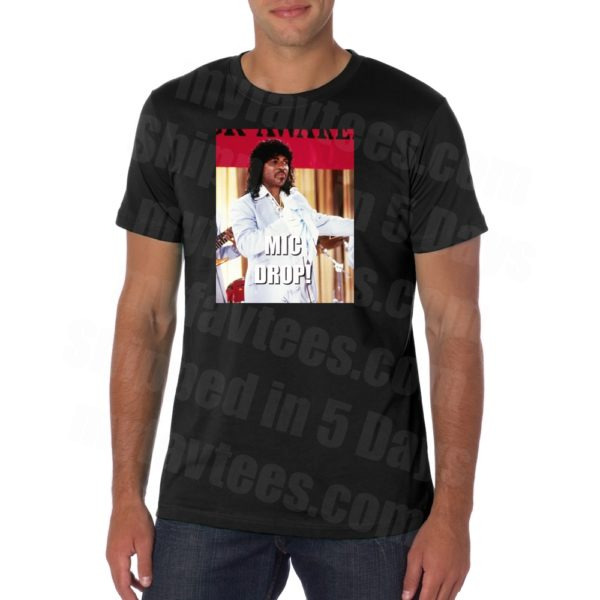 Randy Watson Coming To America T Shirt