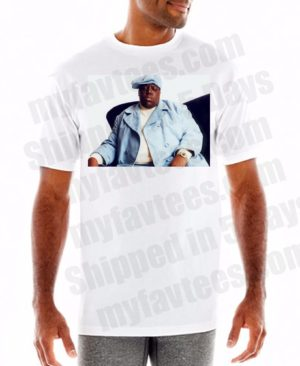 Biggie Notorious BIG Christopher Wallace T Shirt