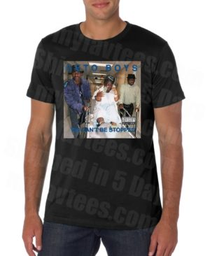 Geto Boys Bushwick Bill T Shirt
