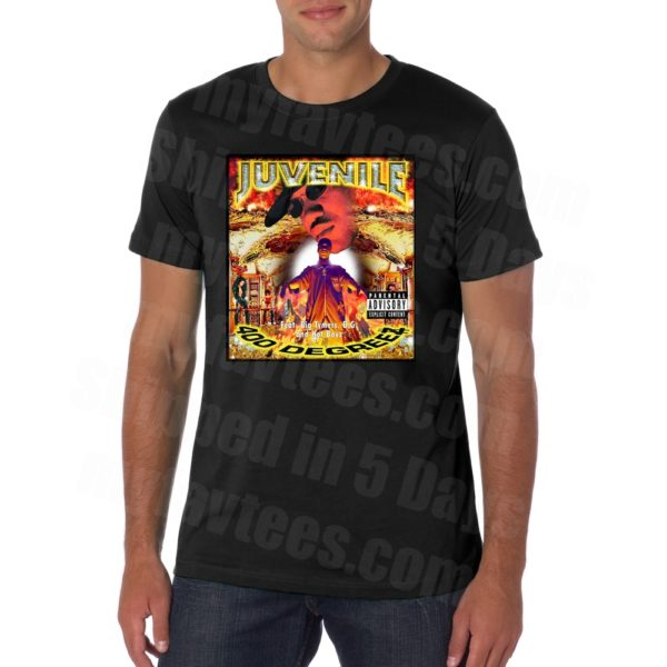 Juvenile 400 Degreez T Shirt
