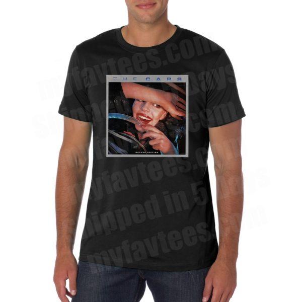 The Cars Ric Ocasek T Shirt