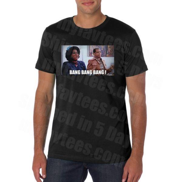 John Witherspoon Bang Bang Funny T Shirt