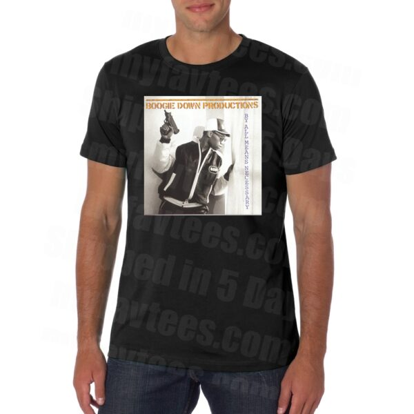 KRS1 BDP By All Means T Shirt