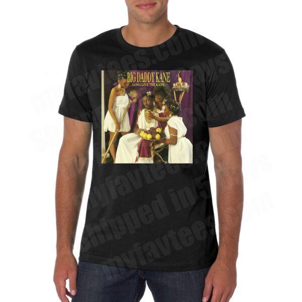 Big Daddy Kane Long Live Kane T Shirt