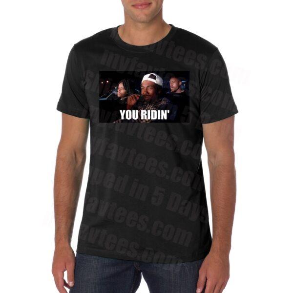 Menace II Society Ridin T Shirt