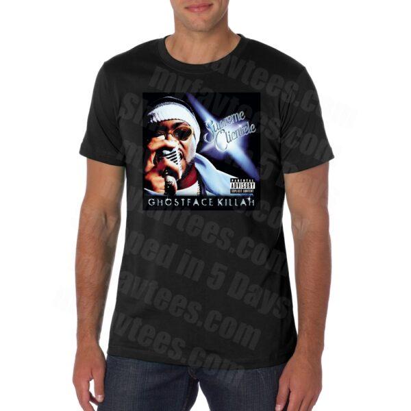 Ghostface Killah Supreme Clientele T Shirt