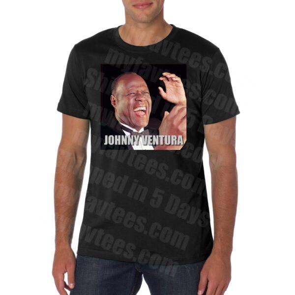 Johnny Ventura Merengue T Shirt